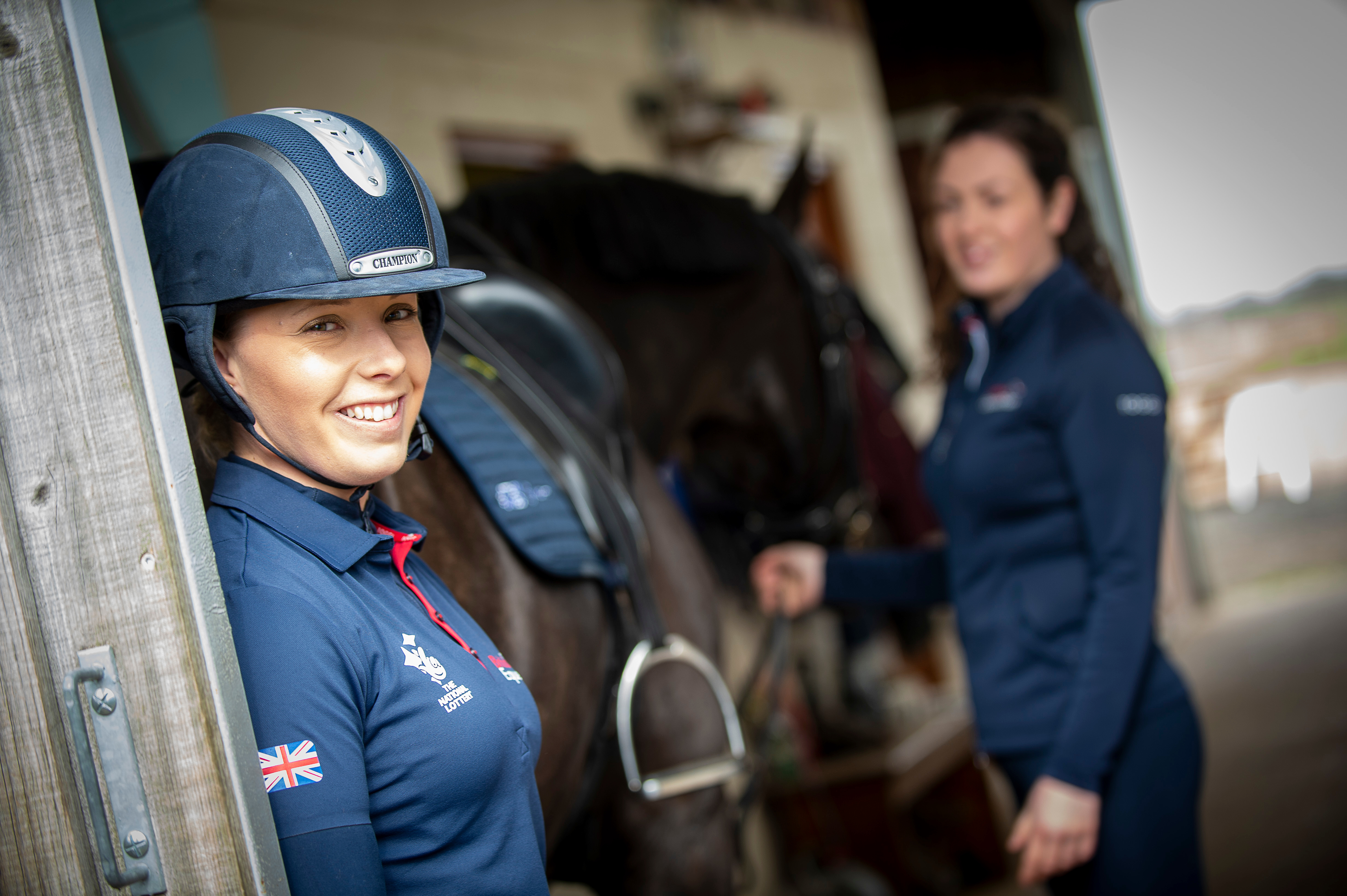 British Equestrian welcomes the return of Toggi as team suppliers